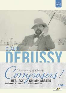"Claude Debussy (1862-1918): ""Claude Debussy - Music Cannot Be Learned"" & ""Abbado in Lucerne"", 2 DVDs"