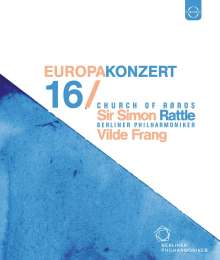 "Berliner Philharmoniker - Europakonzert 2016 ""Church of Roros"", Blu-ray Disc"