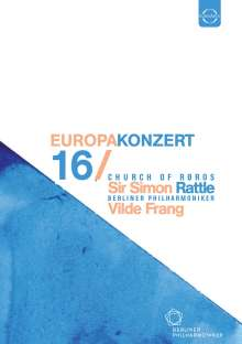 "Berliner Philharmoniker - Europakonzert 2016 ""Church of Roros"", DVD"