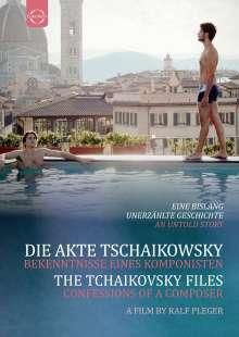 Peter Iljitsch Tschaikowsky (1840-1893): Tschaikowsky - Bekenntnisse eines Komponisten, DVD