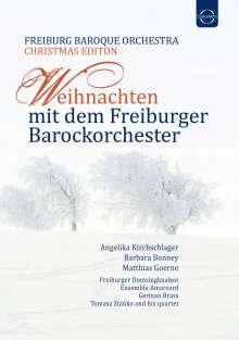 Weihnachten mit dem Freiburger Barockorchester, 2 DVDs