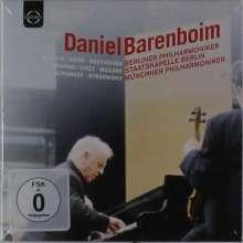 Daniel Barenboim Anniversary Edition (27 DVDs), 27 DVDs