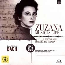 Zuzana Ruzickova - Music is Life (DVD-Dokumentation & LP (180g)), DVD