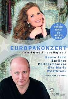 Berliner Philharmoniker - Europakonzert 2018 (Bayreuth), Blu-ray Disc