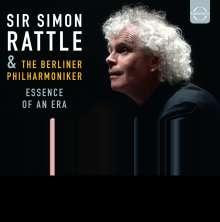 Simon Rattle & Berliner Philharmoniker - Essence of an Era, 7 DVDs