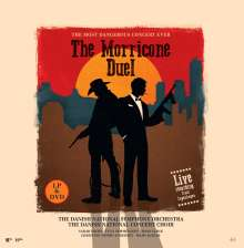 Ennio Morricone (geb. 1928): The Morricone Duel (DVD + LP), DVD