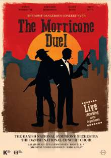 Ennio Morricone (geb. 1928): The Morricone Duel, DVD