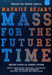 Maurice Bejart - Mass for the Future Time, DVD