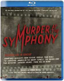 Danish National Symphony Orchestra - Murder at the Symphony, Blu-ray Disc
