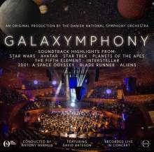 Galaxymphony, CD