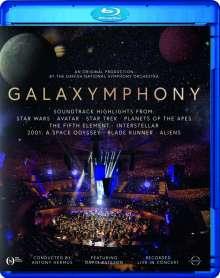 Galaxymphony, Blu-ray Disc