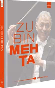 Zubin Mehta - Retrospective, 7 DVDs