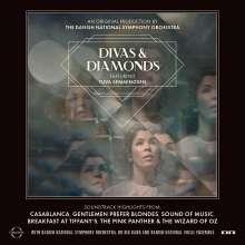 Danish National Symphony Orchestra - Divas & Diamonds (Soundtrack Highlights), CD