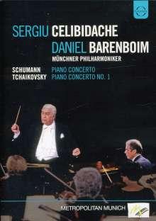 Robert Schumann (1810-1856): Klavierkonzert op.54, DVD