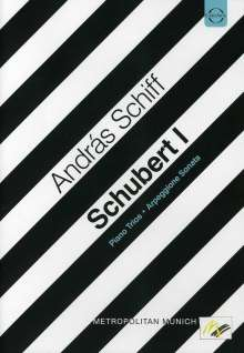 Andras Schiff - Schubert I, DVD