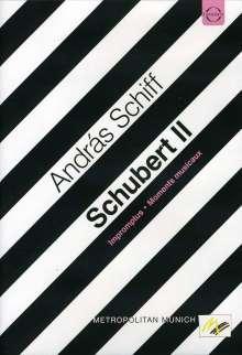 Andras Schiff - Schubert II, DVD