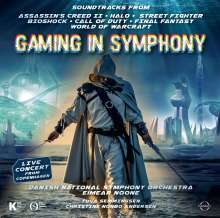 Gaming in Symphony, CD
