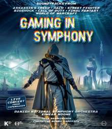 Gaming in Symphony, Blu-ray Disc