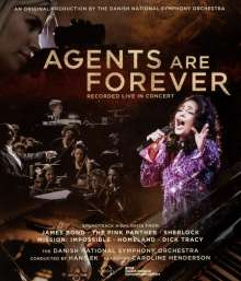 Agents are Forever - Soundtrack Highlights, Blu-ray Disc