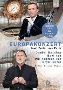 Berliner Philharmoniker - Europakonzert 2019 (Musee d'Orsay Paris), DVD
