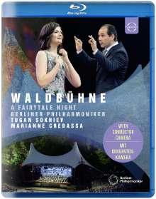 """Berliner Philharmoniker - Waldbühnenkonzert 2019 """"A Fairytale Night"""", Blu-ray Disc"""