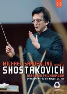 Dmitri Schostakowitsch (1906-1975): Symphonie Nr.15, DVD