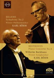 Johannes Brahms (1833-1897): Symphonie Nr.2, DVD