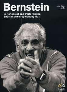 Leonard Bernstein in Rearsal and Performance, DVD
