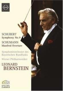 """Franz Schubert (1797-1828): Symphonie Nr.9  C-Dur """"Die Große"""", DVD"""