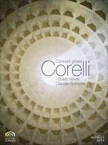 Arcangelo Corelli (1653-1713): Concerti grossi op.6 Nr.1,3,8-12, DVD