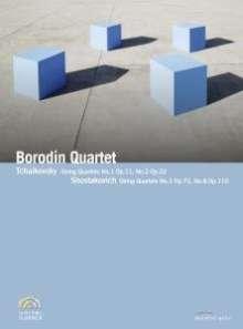 Borodin Quartett, DVD