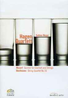 Hagen Quartett, DVD