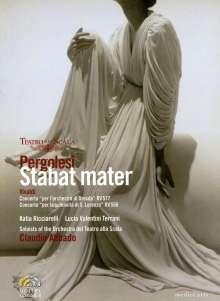 Giovanni Battista Pergolesi (1710-1736): Stabat Mater, DVD