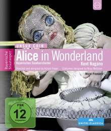 Unsuk Chin (geb. 1961): Alice in Wonderland, Blu-ray Disc