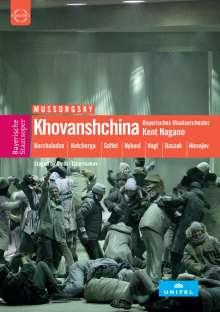 Modest Mussorgsky (1839-1881): Chowanschtschina, DVD