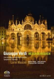 Giuseppe Verdi (1813-1901): Requiem, DVD