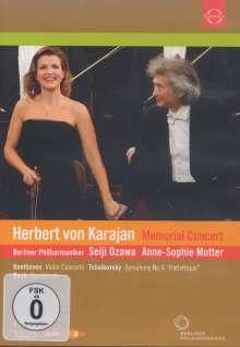 Herbert von Karajan Memorial Concert, DVD