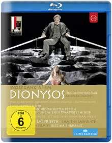 Wolfgang Rihm (geb. 1952): Dionysos, Blu-ray Disc