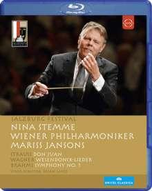 Wiener Philharmoniker - Salzburger Festspiele 2012, Blu-ray Disc