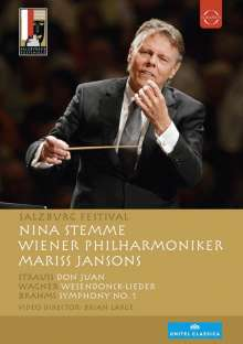 Wiener Philharmoniker - Salzburger Festspiele 2012, DVD