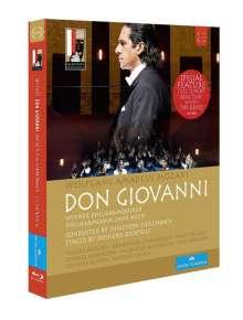 Wolfgang Amadeus Mozart (1756-1791): Don Giovanni, Blu-ray Disc
