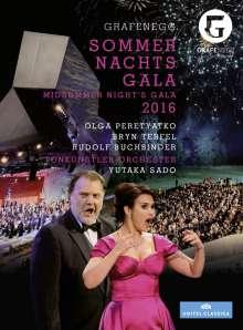 Grafenegg - Sommernachtsgala 2016, DVD