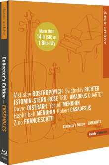 Classic Archive Edition Vol.3 - Ensembles, Blu-ray Disc