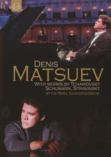 Denis Matsuev - Live at the Royal Concertgebouw, DVD