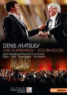 Denis Matsuev - Annecy Classical Festival 2015, DVD
