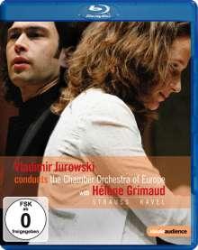 Helene Grimaud & Vladimir Jurowski, Blu-ray Disc