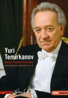 Dmitri Schostakowitsch (1906-1975): Symphonie Nr.10, DVD