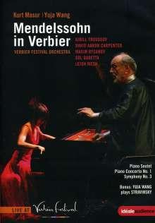 Felix Mendelssohn Bartholdy (1809-1847): Mendelssohn in Verbier, DVD
