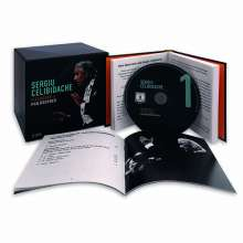 Sergiu Celibidache - Feuerkopf & Philosoph, 13 DVDs