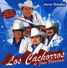 Cachorros De Juan Villarreal: Abran Botellas, CD